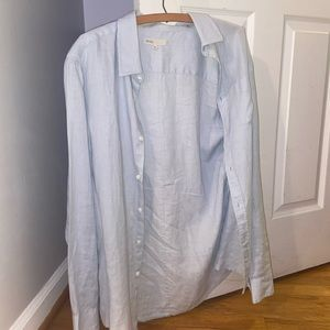 Onia Button Down Long sleeve
